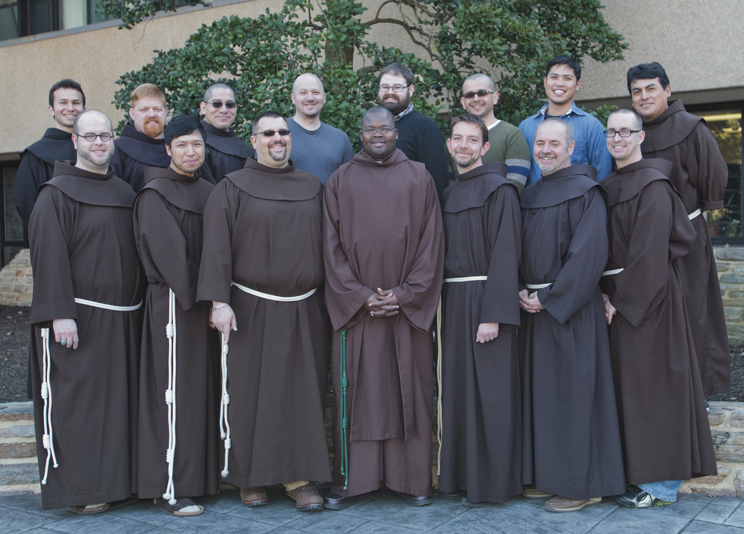 Franciscan Vocation Ministry Our Student Friars Gather