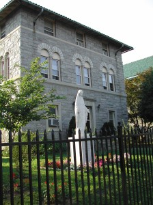St. Francis Friary in Wilmington, Del, where the postulant program was formerly located