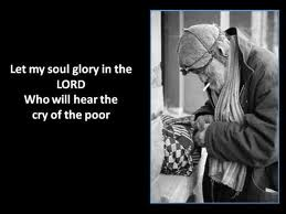 God Hears Cry of Poor