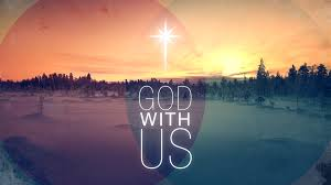 God With Us Graphic