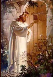 Jesus Knocking at Door