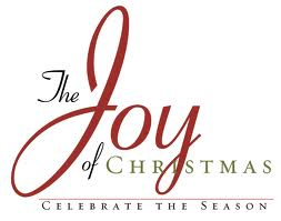 The Joy of Christmas - Celebrate the Season Graphic