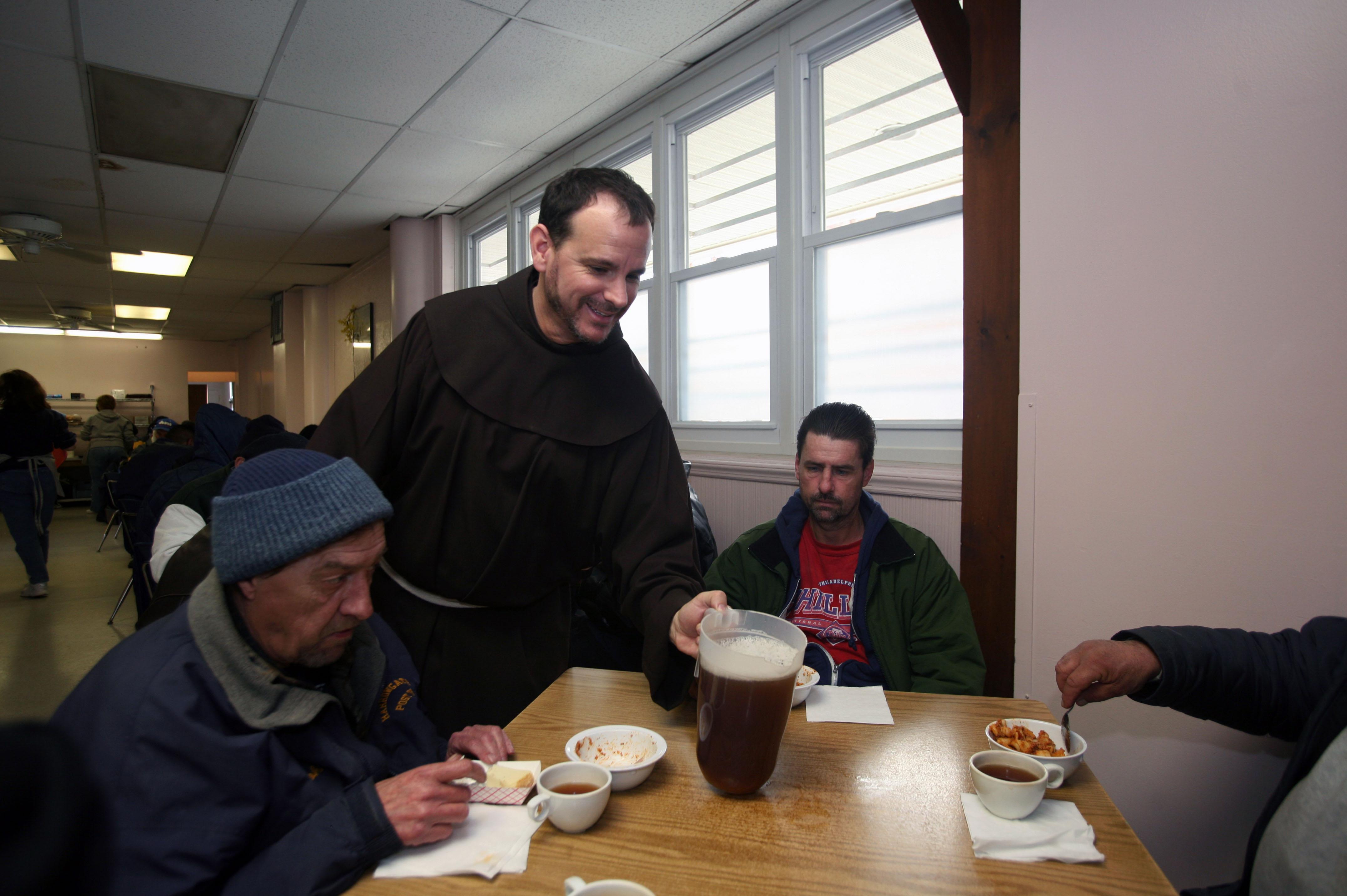 Franciscan Soup Kitchen Philadelphia